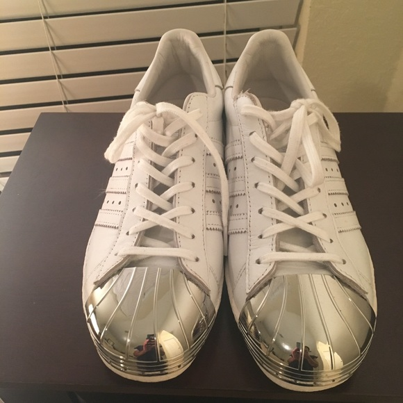 adidas Shoes   Adidas Superstar Silver